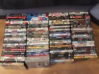 112 Various dvds