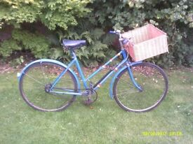 LADIES SHOPPER ONE OF MANY QUALITY BICYCLES FOR SALE