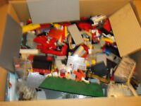LEGO A BOX OF BITS