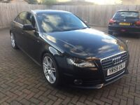 Audi A4,S Line,2010,109k Miles only