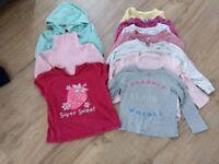 2-3yr girls clothes/ tops bundle