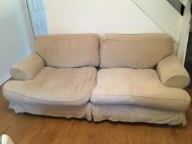 Free sofa to collect - location Surrey quays