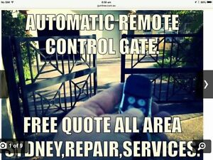 Automatic garage door&gate supply,repair, replace,install servic. Sydney City Inner Sydney Preview