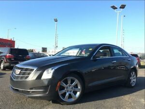 2015 Cadillac ATS 2.0L TURBO**LUXURY**LEATHER**NAV**