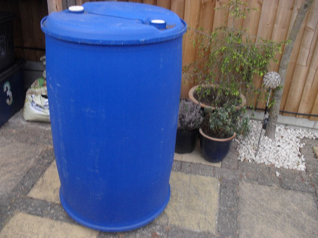 40 Gallon Water Container Water Butt In Maldon Essex