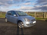 Ford Fiesta TDCI 1.4, 5 DOOR, Turbo diesel, alloys, quick sale required