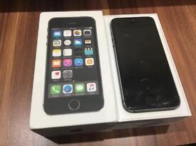 iPhone 5S 16GB EE Virgin Asda BT Boxed with New Genuine Charging Lead