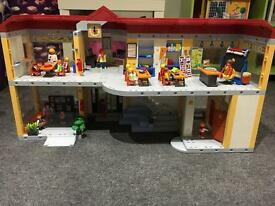 Playmobil large school building