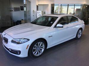 2016 BMW 528I xDrive Demo, Huge Savings! Must See!