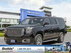 2015 GMC Yukon XL 1500 Denali Safety and Re-Conditioned