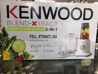 Kenwood blend-Xtract