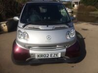 Smart Passion Cabriolet 2003, only 47k Miles!