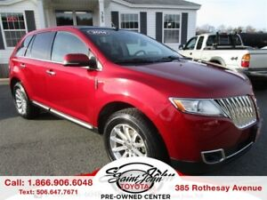 2014 Lincoln MKX Sunroof + Nav $227.21 BIWEEKLY!!!