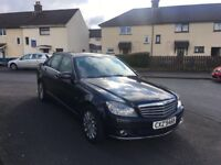 2008 Mercedes-Benz C220 Elegance CDI, One Previous Owner, Great Spec, Cheapest C-Class, £2995