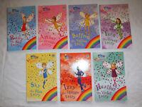 Collection fo Rainbow magic Books