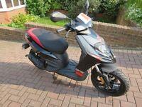 Aprilia SR MOTARD 50cc Scooter