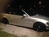 BMW e46 spares or repairs