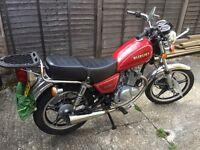 Suzuki 125 for sale