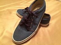 Genuine Vans 'Off the Wall' canvas shoe