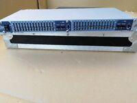Peavey PV215EQ dual 15 band graphic equaliser
