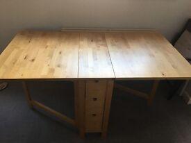 Ikea table (kitchen/dining)