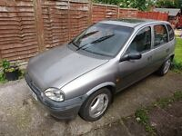 1996 Vauxhall Corsa 1.4 For sale
