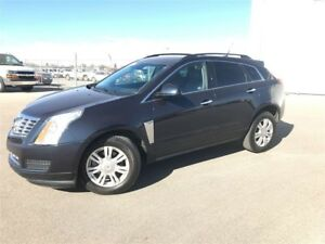 2014 Cadillac SRX LEATHER- PST PAID