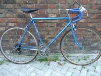 Vintage West German Road bike - ride away