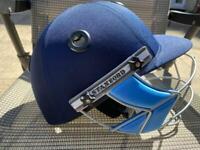 SG Cricket helmet for young boys