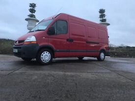 2008 MASTER LWB NI FIRE SERVICE FROM NEW !!! ONLY £44 A WEEK ON FINANCE FOR 36 MONTHS