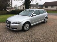 2008 AUDI A3 1.9 TDI SPECIAL EDITION ** LOW MILES WITH FULL SERVICE HISTORY **