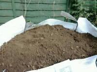Bulk bag of soil!