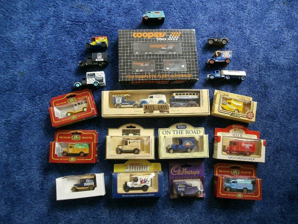 00 Guage Model Cars