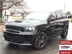 2018 Dodge Durango SRT*DEMO*VERY RARE*only 1300Kms*