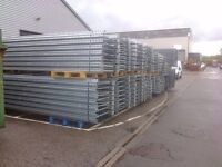PALLET RACKING DEXION P90 TIP TOP CONDITION CHEAPEST IN THE UK