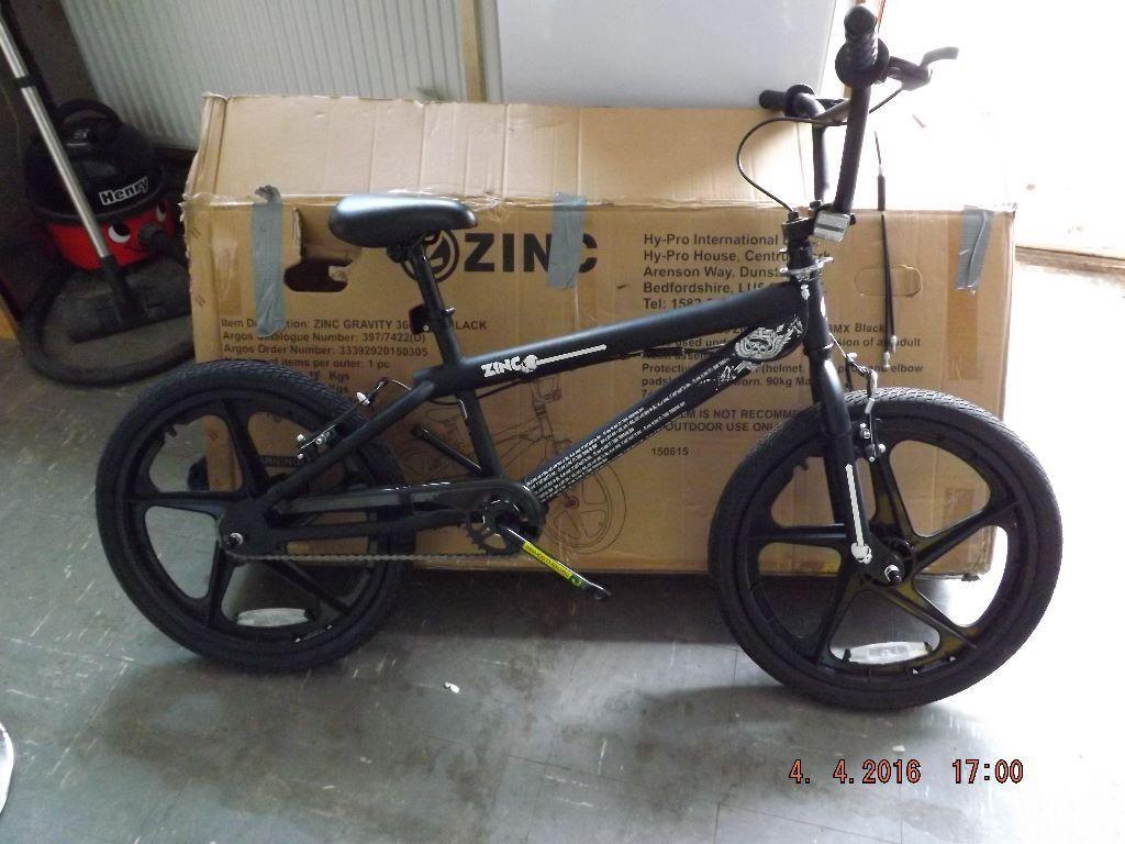 zinc gravity 360 bmx bike black new still in box in  : 86 from www.gumtree.com size 1024 x 768 jpeg 99kB