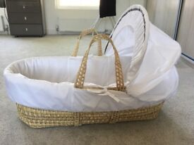 Moses Basket & Accessories