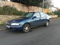 Nissan Primera Profile Edition 1.6 (1998/S Reg) - 94,000 Miles - 5 Door - Hatchback -