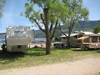 RV Rental on Wood Lake/Kalamalka Lake