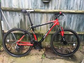 Rbk mountain road bike good condition 100 Ono