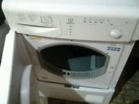 Indesit condensing tumble dry as new. Can arrange delivery.