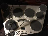 Yamaha Digital Drum Kit and stool