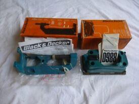Black & Decker Electric Drill Attachments