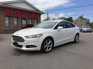 2015 Ford Fusion SE AWD Sport 2.0 Ecoboost