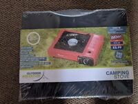 Portable Gas Camping Stove - New & Unused!