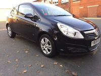 Vauxhall Corsa Fsh Low Miles