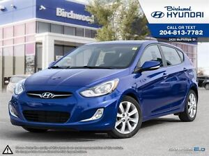2013 Hyundai Accent GLS *Heated Seats Sunroof