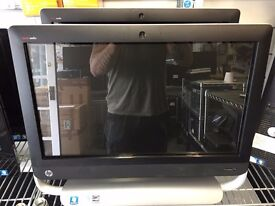 HP TOUCH SMART 7320 ALL IN ONE PC