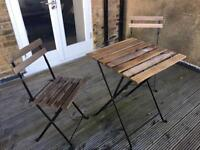 Ikea patio furniture
