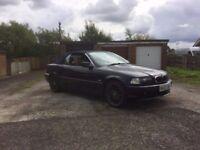 BMW325i convertible